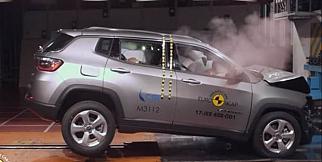 Renault, Jeep ve Opel için Euro NCAP değerlendirmesi