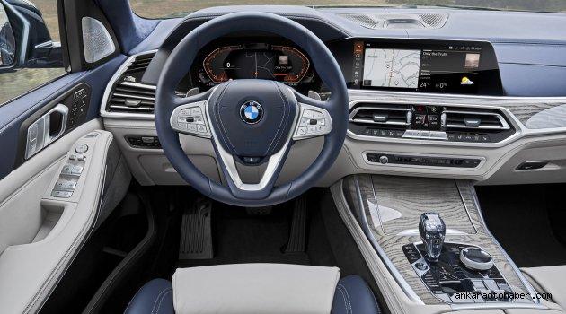 BMW NİN YENİ AMİRAL GEMİSİ X7