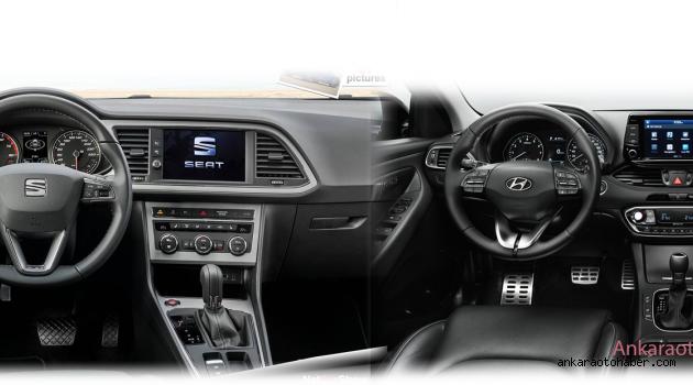 Hyundai i30 ve Seat Leon Karşılaştırma