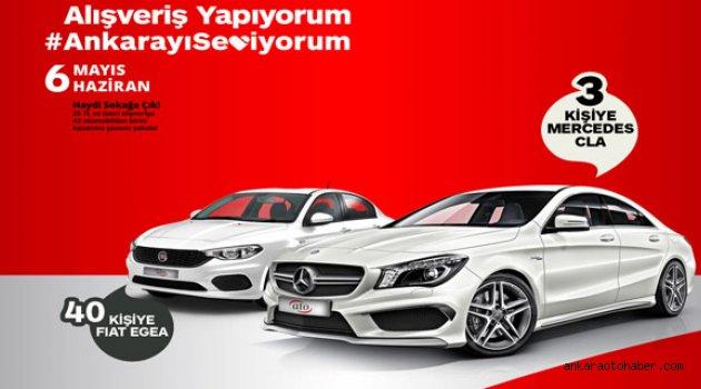 Ankara Ticaret Odası Otomobil Çekilişleri Yapıldı