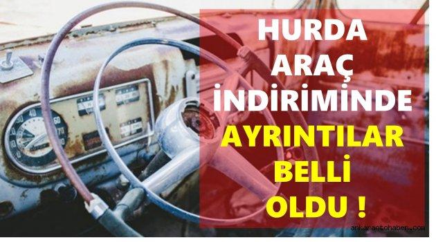 HURDA İNDİRİMİ HAKKINDA HERŞEY!