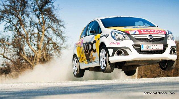 Opel'den Corsa OPC Cup ile Safari