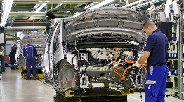 Türkiye Otomotiv Sektörü Rekora Koşuyor