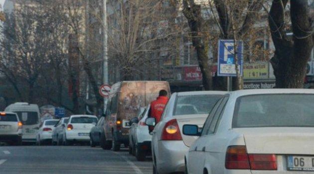 Ankara'da Park ücretleri yeniden başladı..