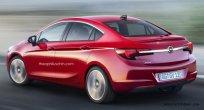Opel Astra Sedan Geliyor mu?