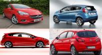 Opel Corsa, Ford Fiesta Karşılaştırması