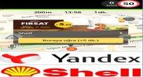 Yandex ve Shell İşbirliği