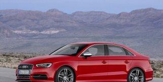 Audi S3 Sedan Testi