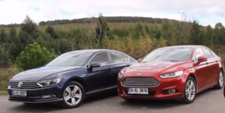 Ford Mondeo ve VW Passat