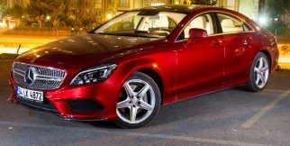 Mercedes-Benz CLS 350 4 Matic Testi