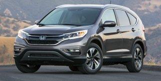 Honda CR-V 1.6 dizel Otomatik