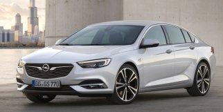 Opel Insignia 2017 Çarpışma Testi