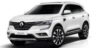 Renault Koleos 2017 Çarpışma Testi