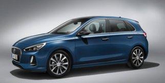Hyundai i30 2017 Çarpışma Testi