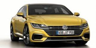VW Arteon 2017 Çarpışma Testi