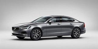 Volvo s90 2017 Çarpışma Testi