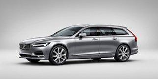 Volvo V90 2017 Çarpışma Testi